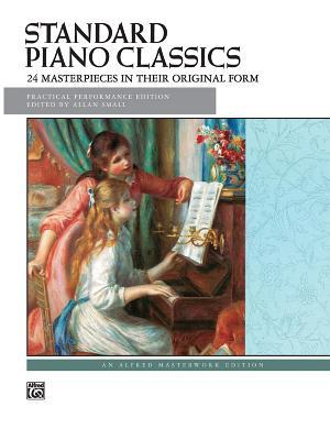 Standard Piano Classics (Alfred Masterwork Edition)