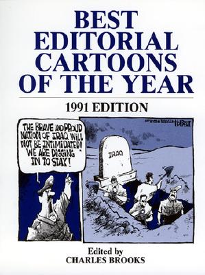 Image for Best Editorial Cartoons of the Year 1991