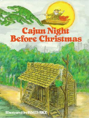 Image for CAJUN NIGHT BEFORE CHRISTMAS