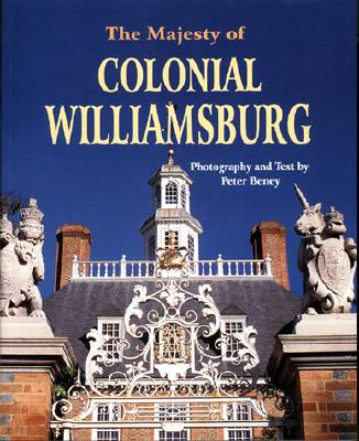 Image for MAJESTY OF COLONIAL WILLIAMSBURG