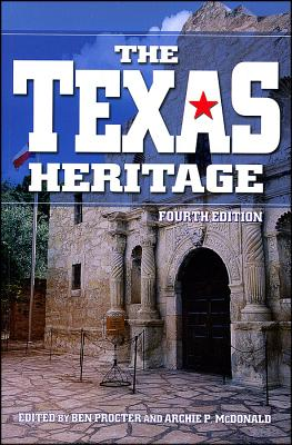 Image for The Texas Heritage, 4th Edition