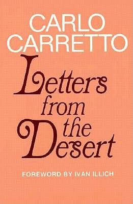 Image for Letters from the Desert