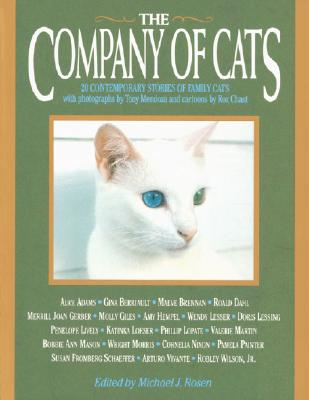 Image for The Company of Cats: 20 Contemporary Stories of Family Cats