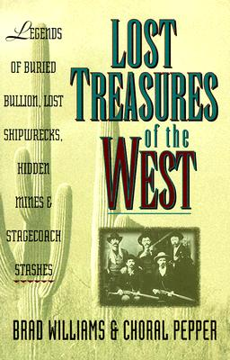 Image for Lost Treasures of the West