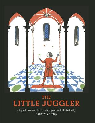 Image for The Little Juggler (Juggling the Middle Ages)
