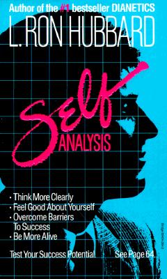 Image for Self Analysis - A Simple Self-Help Volume of Tests and Techniques Based on the Discoveries Contained in Dianetics