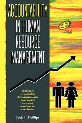 Image for Accountability in Human Resource Management (Improving Human Performance)