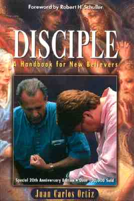 Image for Disciple: A Handbook for New Believers