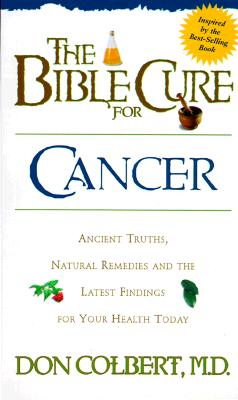 Image for The Bible Cure for Cancer