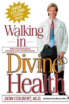 Image for Walking in Divine Health