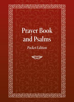Image for Prayer Book and Psalms: Pocket Edition