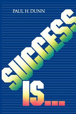 Image for Success Is....