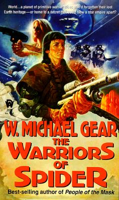 Image for The Warriors of Spider (Spider Trilogy, No 1)