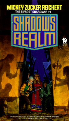 Image for Shadow's Realm (The Bifrost Guardians #4)