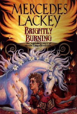 Image for Brightly Burning (Daw Books Collectors, No. 1150) (Valdemar)