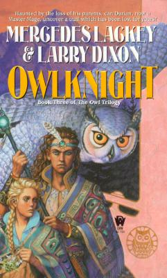 Owlknight (Valdemar: Darian's Tale, Book 3), Mercedes Lackey, Larry Dixon
