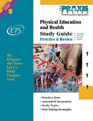 Image for PHYSICAL EDUCATION AND HEALTH STUDY GUIDE