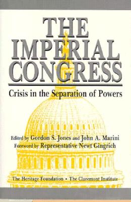 Image for The Imperial Congress: Crisis in the Separation of Powers