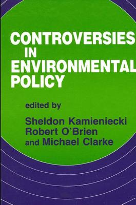 Image for Controversies in Environmental Policy (SUNY series in Environmental Public Policy)