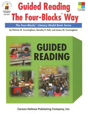 Image for GUIDED READING THE FOUR-BLOCKS WAY