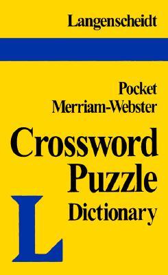 Image for LANGENSCHEIDT'S POCKET CROSSWORD PUZZLE