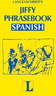 Image for Jiffy Phrasebook Spanish