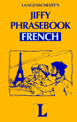 Image for Jiffy Phrasebook French [Book Only] (English and French Edition)