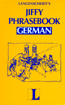 Image for Jiffy Phrasebook German (Book Only) (German Edition)