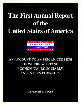 Image for The First Annual Report of the United States of America