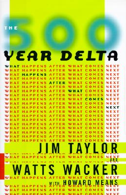 Image for The 500 Year Delta