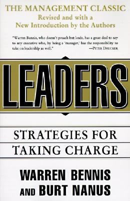 Image for Leaders: The Strategies for Taking Charge