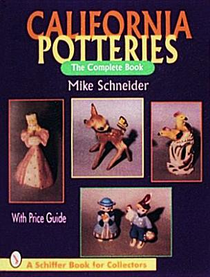 Image for California Potteries: The Complete Book