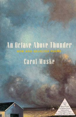 Image for An Octave Above Thunder: New and Selected Poems (Carnegie Mellon Poetry)