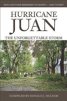 Image for Hurrican Juan: The Unforgettable Storm