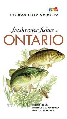 Image for ROM Field Guide to Freshwater Fishes of Ontario, The