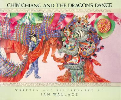 Chin Chiang and the Dragon's Dance (Meadow Mouse Paperback)