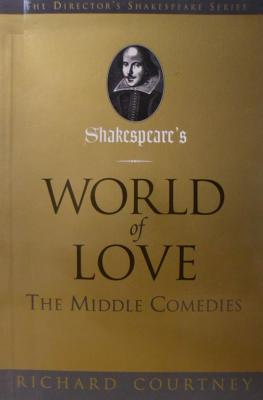 Image for SHAKESPEARES WORLD OF LOVE