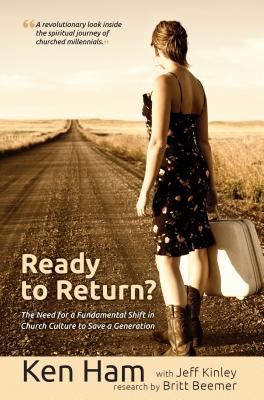 Image for Ready to Return: Bringing Back the Church's Lost Generation