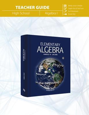 Image for Elementary Algebra (Teacher Guide)