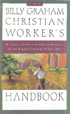 Image for The Billy Graham Christian Worker's Handbook