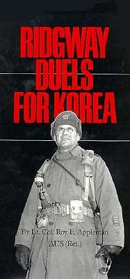 Image for Ridgeway Duels for Korea (Texas a & M University Military History Series)