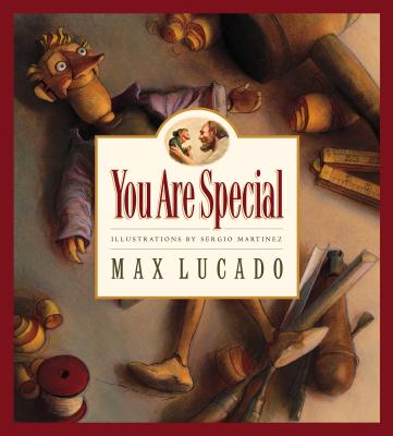 Image for You Are Special (Volume 1) (Max Lucado's Wemmicks (Volume 1))