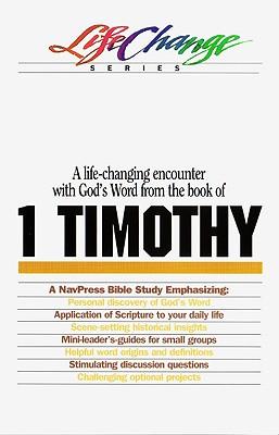 Image for 1 Timothy (LifeChange)