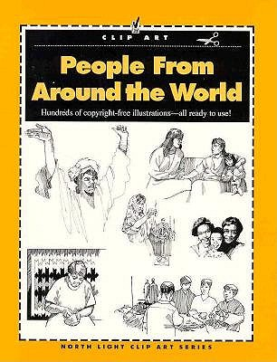 Image for People from Around the World (North Light Clip Art Series)