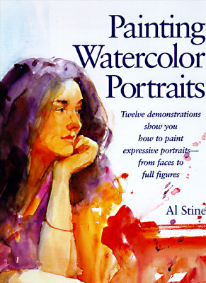Image for Painting Watercolor Portraits