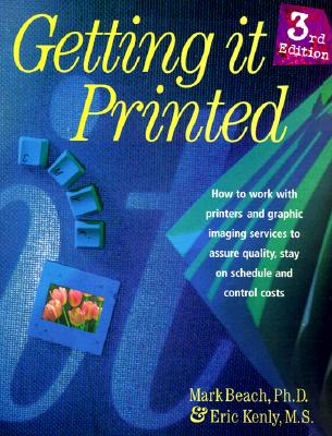 Image for Getting It Printed 3rd Edition
