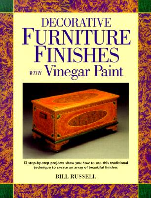Image for Decorative Furniture Finishes with Vinegar Paint
