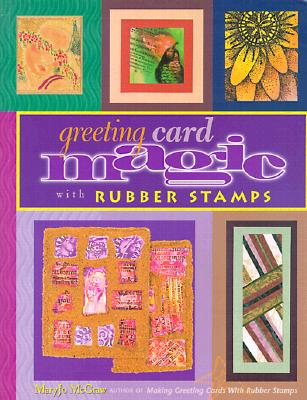 Image for GREETING CARD MAGIC WITH RUBBER STAMPS