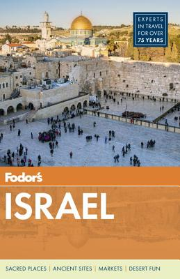 Image for Fodor's Israel (Full-color Travel Guide)