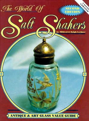Image for The World of Salt Shakers: Antique & Art Glass Value Guide, Vol. 2, 2nd Edition
